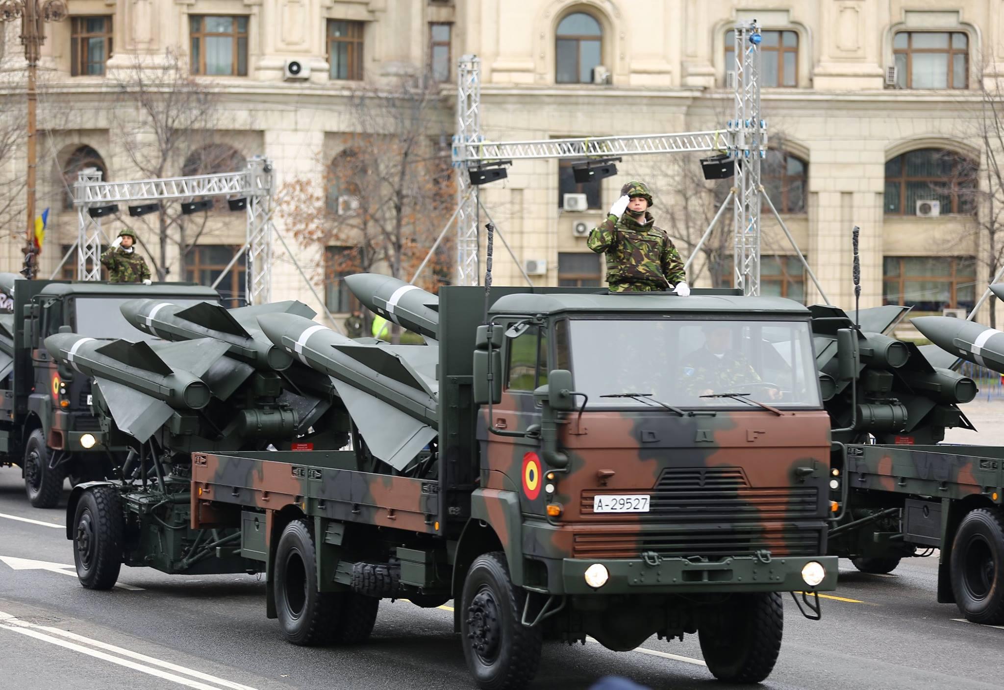 Repetitii parada militara 1 decembrie. Foto - MApN 17