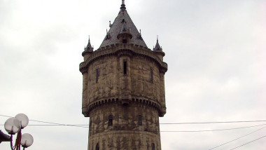 RO MH DrTrSeverin water tower 1