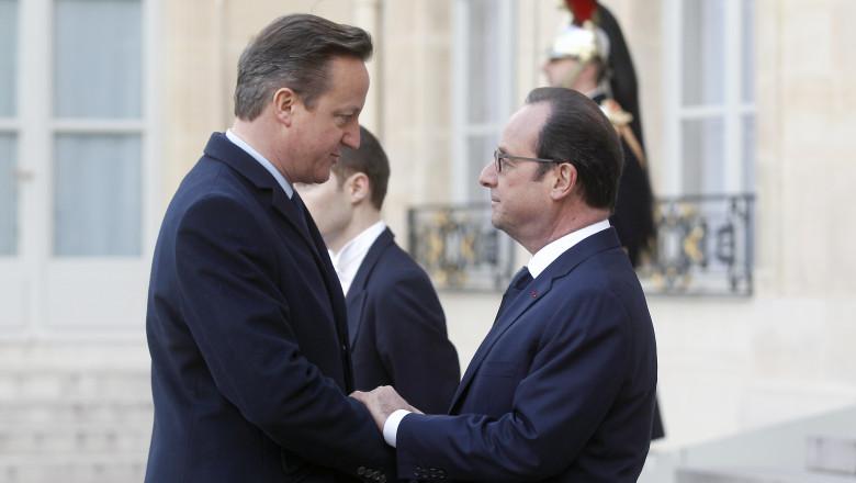 GettyImages-David Cameron Francois Hollande