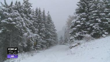 prima ninsoare la munte digi24 24 noiembrie 2015 2