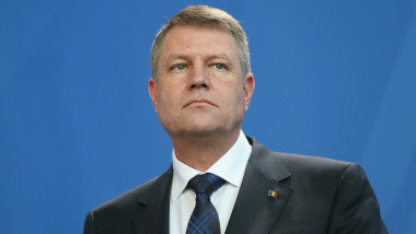 iohannis GettyImages-464495074