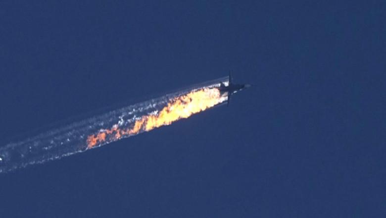 AVION RUSESC TURCIA INCIDENT RUSIA epa agerpres 8114343