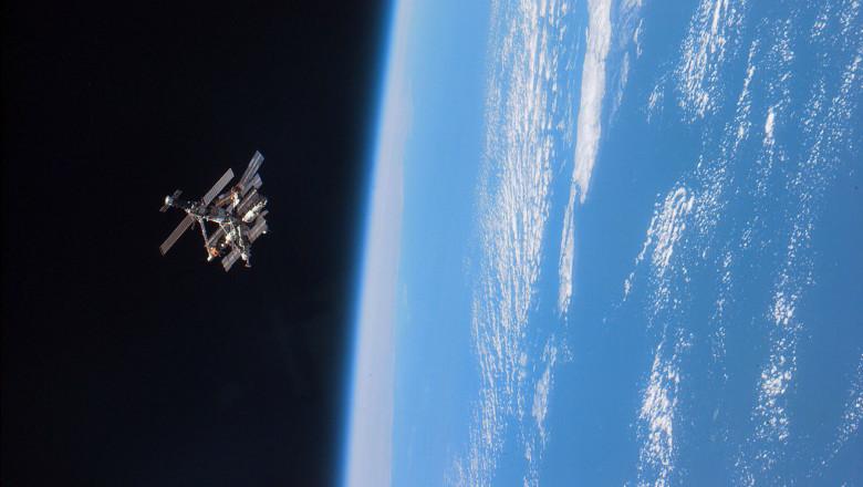 cosmos spatiu statia orbitala - GettyImages - 12 sept 15
