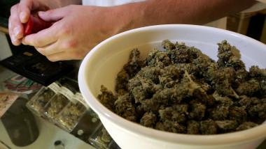 marijuana canabis getty