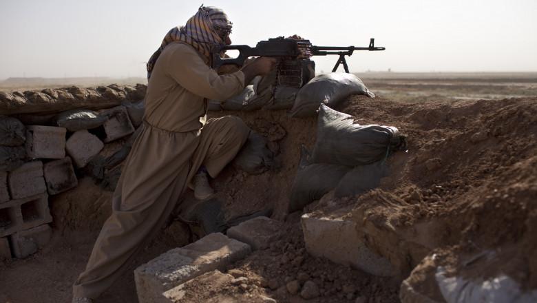 lupte irak