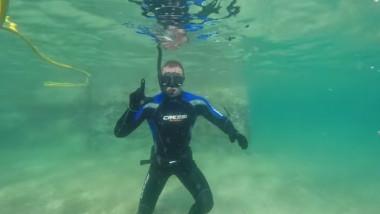caddy robot subacvatic