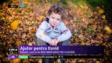 Ajutor pentru David