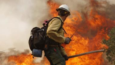 incendiu california - GettyImages - 23 iulie 2015