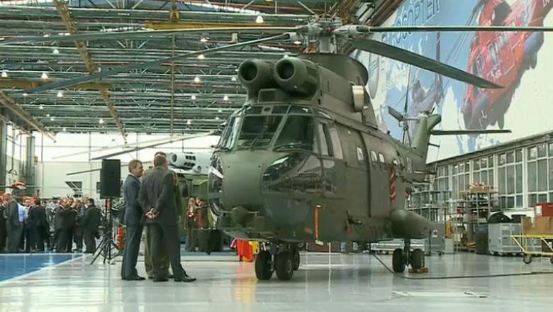 elicopter IAR Puma Naval