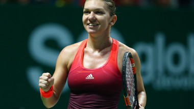 simona halep GettyImages-494147288