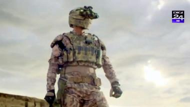 militar robot exoschelet
