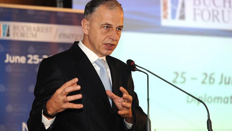 Mircea Geoana Agerpres
