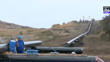 santier gazoduct 1
