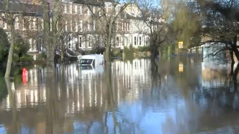 texas inundatii