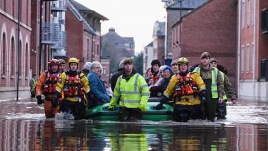 marea britanie inundatii getty