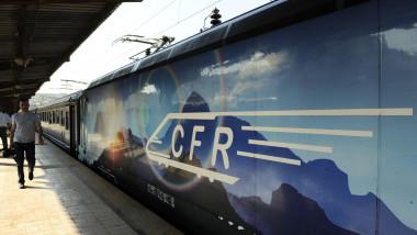INTARZIERI MARI LA CFR agerpres 7833394