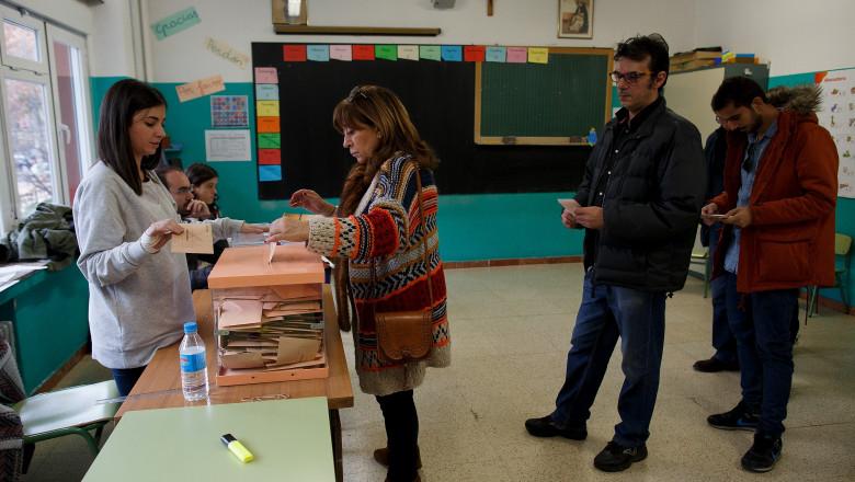 Alegeri generale Spania GettyImages-502061788