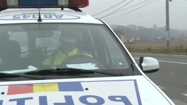 politia radar masina