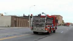 masina pompieri sua