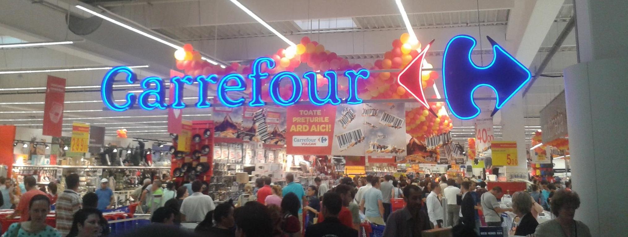 Carrefour Romania isi aduce director din Franta