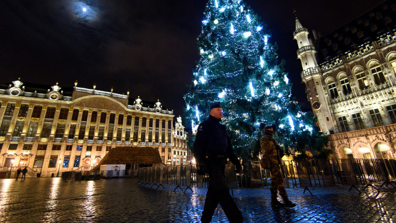 belgia securitate an nou - GettyImages-498479268