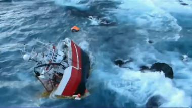 naufragiu norvegia