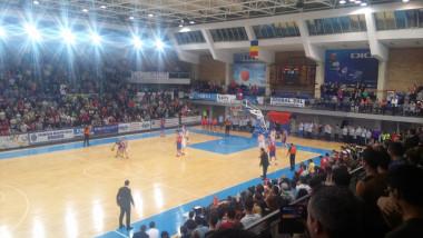 baschet CSM Steaua