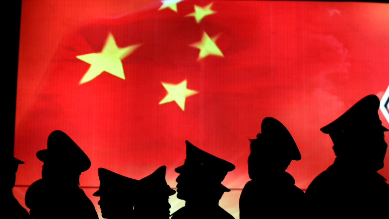 CHINA COMUNISMGettyImages-80072934