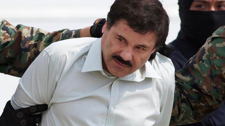 El Chapo condamnat la închisoare pe viață