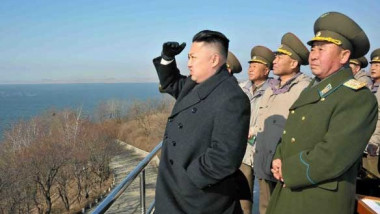 kim jong un news.cn