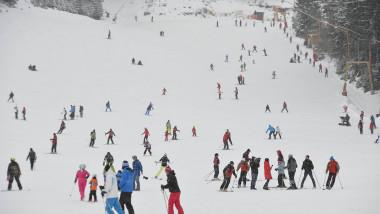 sezon de ski poiana Brasov