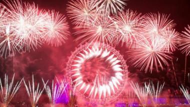 artificii londra