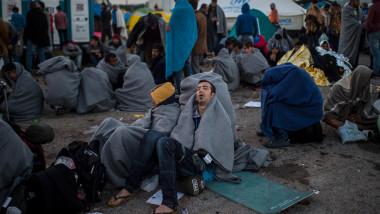 Tabara refugiati Caoatia GettyImages