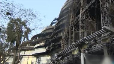 hotel dubai incendiu