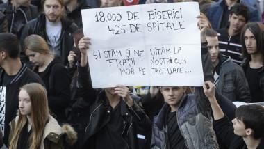 Proteste Colectiv noiembrie 2015 Inquam Photos