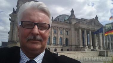 Witold Waszczykowski FM polonia - fb