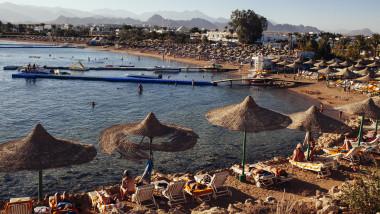 statiune plaja egipt SHARM EL SHEIKH GettyImages-186177998