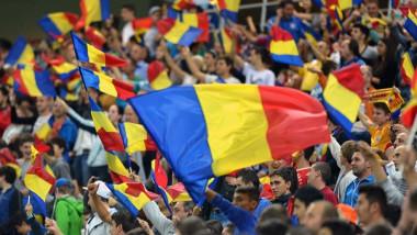 suporteri Arena Nationala steag - FRF