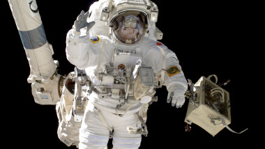 cosmonaut astronaut spatiu GettyImages-152919026