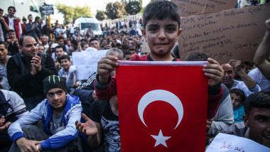 refugiati turcia getty