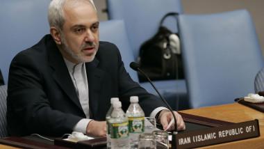 Mohammad Javad Zarif ministru de Externe Iran GettyImages-72872686