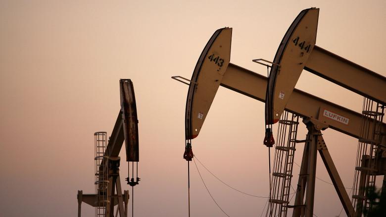 Sonde petroliere petrol titei GettyImages septembrie 2015