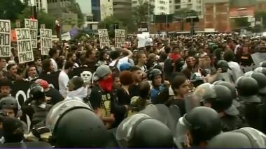 proteste brazilia captura