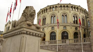 norvegia parlament - GettyImages-127920630