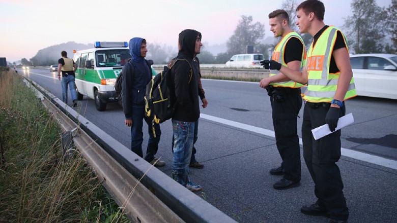 imigranti refugiati germania getty
