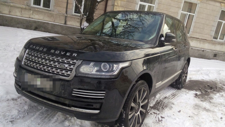 foto pt presa Land Rover Range Rover