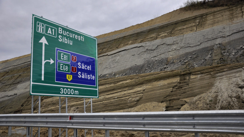 autostrada cazuta agerpres 7694703