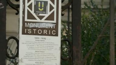 palatul stirbei monument istoric