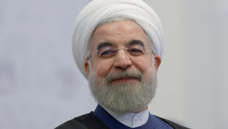 Președintele Iranului, Hassan Rouhani