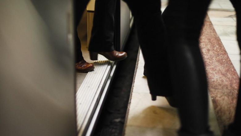 metrou spatiu peron PTA VICTORIEI 01 INQUAM Octav Ganea